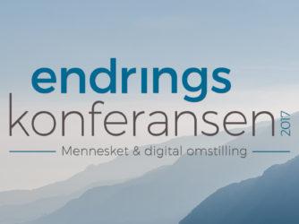 Endringskonferansen 2017 – Mennesket i digital omstilling