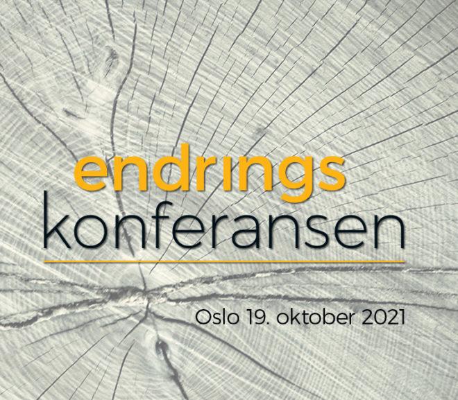 Nå er programmet for Endringskonferansen 2021 klart!